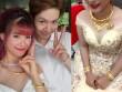 Choáng với trang sức vàng ròng của Khởi My và các cô dâu sao Việt