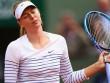 Sharapova không được đặc cách ở Roland Garros