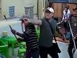 Truy bắt nhóm giang hồ đập phá quán kem ở trung tâm Sài Gòn
