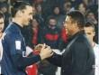 """Tin HOT bóng đá tối 25/4: Ronaldo """"béo"""" động viên Ibra"""