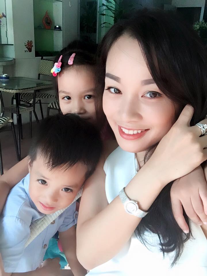 """""""Vàng Anh"""" Minh Hương khoe eo thon, dáng chuẩn nuột từng cm - 14"""