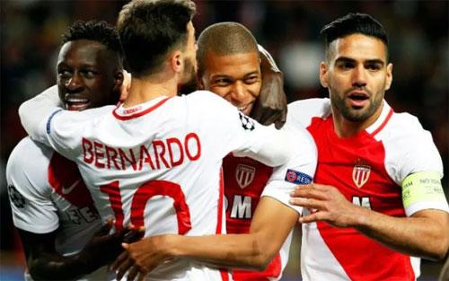 """""""Ngựa ô"""" Monaco vào bán kết cúp C1:  Chờ cổ tích có hậu - 2"""