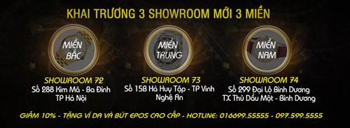 Đăng Quang Watch khai trương 3 cửa hàng mới tại 3 miền Bắc, Trung, Nam - 1