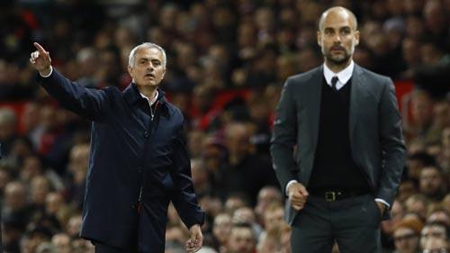 """MU: Mourinho """"đá xoáy"""" Pep, có thể buông De Gea & Ibra - 1"""