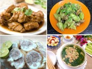 Ẩm thực - Quyến rũ cả nhà với thực đơn bữa trưa dân dã, ngọt lành