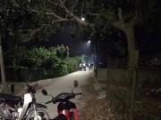 An ninh Xã hội - Âm mưu độc ác của gã chồng giết vợ trong lúc đi dạo