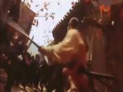 Thể thao - Đỉnh cao võ thuật: Lý Liên Kiệt bịt mắt múa đao, hạ 100 kẻ địch