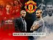 TRẮC NGHIỆM derby Manchester, MU - Man City: Ký ức hào hùng