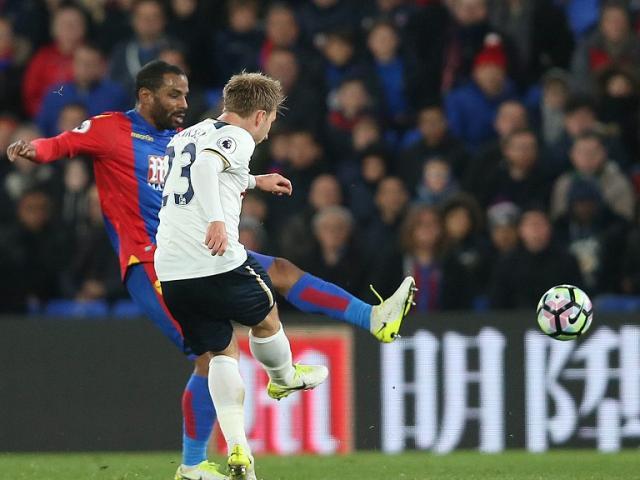 C.Palace - Tottenham: Ra chân điện xẹt đoạt 3 điểm