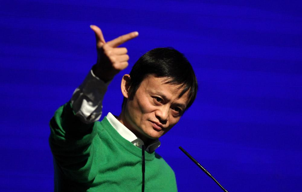 """Tỷ phú Jack Ma:""""30 năm tới, nỗi đau sẽ nhiều hơn hạnh phúc"""" - 1"""