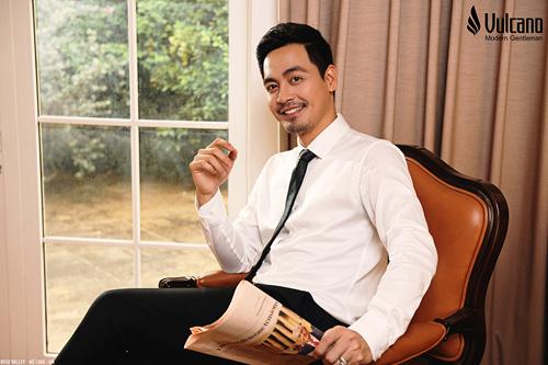 Phan Anh nam tính, lịch lãm với hình ảnh đại sứ thương hiệu VULCANO - 7