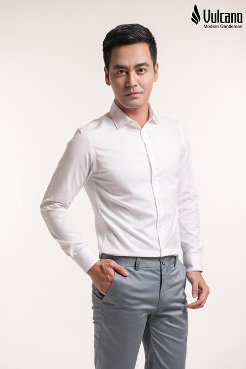 Phan Anh nam tính, lịch lãm với hình ảnh đại sứ thương hiệu VULCANO - 6