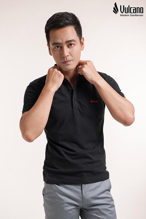 Phan Anh nam tính, lịch lãm với hình ảnh đại sứ thương hiệu VULCANO - 9