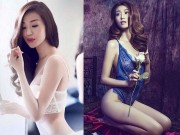 Quên Hà Anh đi, đây mới là nữ hoàng bikini của showbiz Việt