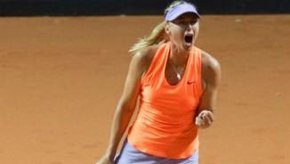 Sharapova - Vinci: Tái xuất đầy ngỡ ngàng (V1 Stuttgart Open)