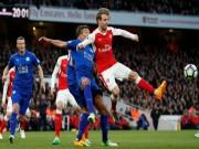Chi tiết Arsenal - Leicester City: Ôm hận phản lưới nhà (KT)