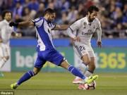 Deportivo - Real Madrid: Màn đôi công cực mãn nhãn