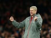 """Wenger phủ nhận """"thắng rùa"""", không quan tâm derby Manchester"""