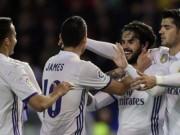 Bóng đá - Real đánh tennis, Zidane ngất ngây vì truyền nhân Isco