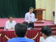 Hà Nội thay phó trưởng đoàn thanh tra đất đai Đồng Tâm