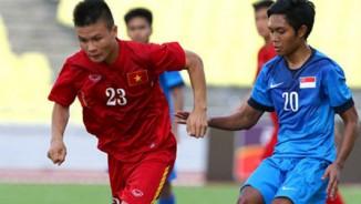 SAO trẻ sút phạt tựa Beckham, U20 Việt Nam thắng lớn ở Đức
