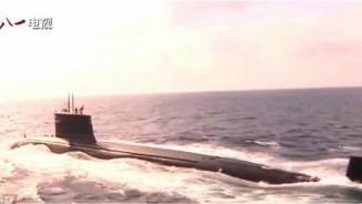 TQ lần đầu tiên tung video khoe tàu ngầm hạt nhân