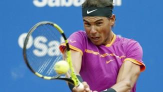 "Nadal - Anderson: Quật ngã ""người khổng lồ"" (V3 Barcelona Open)"