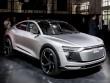 """Audi E-Tron Sportback: """"Anh em"""" của Lamborghini Urus"""
