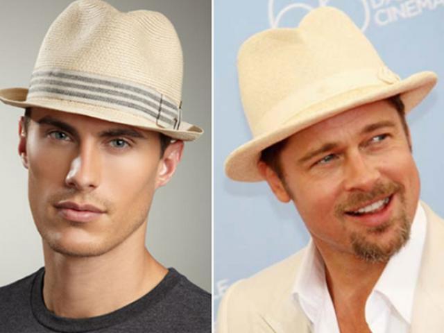 """Thời trang - Đồ họa: Chọn mũ theo dáng mặt quá dễ và """"ngầu"""" anh em nên biết"""