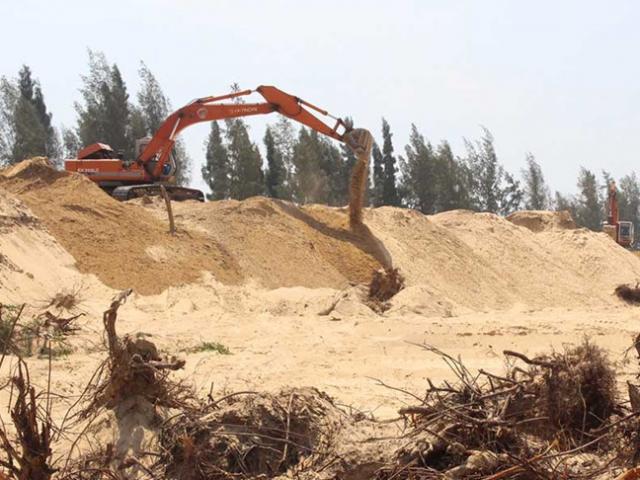 """Nhiều sai phạm ở dự án """"Phá rừng làm sân golf"""" - 3"""