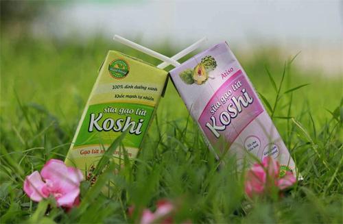 Sữa gạo lứt gây sốt hè 2017 - 6
