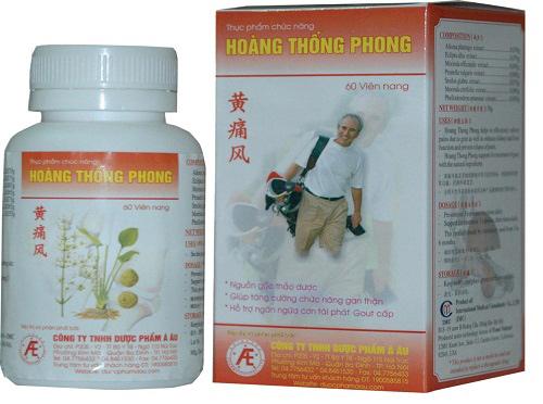 Bài thuốc thảo dược chữa bệnh Gút cực công hiệu - 2