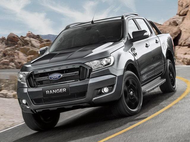 Ford Ranger FX4 hạ giá còn 623 triệu đồng - 1