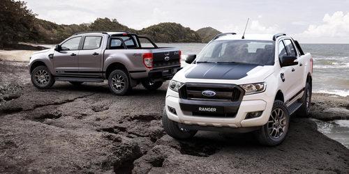 Ford Ranger FX4 hạ giá còn 623 triệu đồng - 2