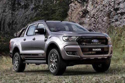 Ford Ranger FX4 hạ giá còn 623 triệu đồng - 4