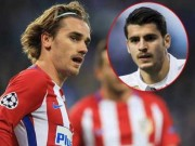 Bóng đá - MU công cùn: Xây siêu đội hình với Griezmann – Morata