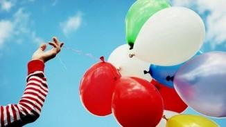 Nguy hiểm khi cho trẻ chơi bóng bay bơm khí hidro