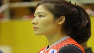 Bóng chuyền: Người đẹp Phạm Yến được thăng chức