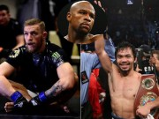Thể thao - Mayweather: McGregor dọa giết, Pacquiao đòi chiến