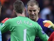 Chuyển nhượng MU: Mourinho nhắm Joe Hart thay De Gea