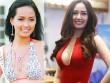 """Kiều nữ Việt gây khó hiểu vì vòng 1 """"phổng phao"""" bất thường"""