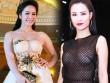"""Đông Nhi, Nhật Kim Anh bị váy """"phản chủ"""" dưới đèn flash"""