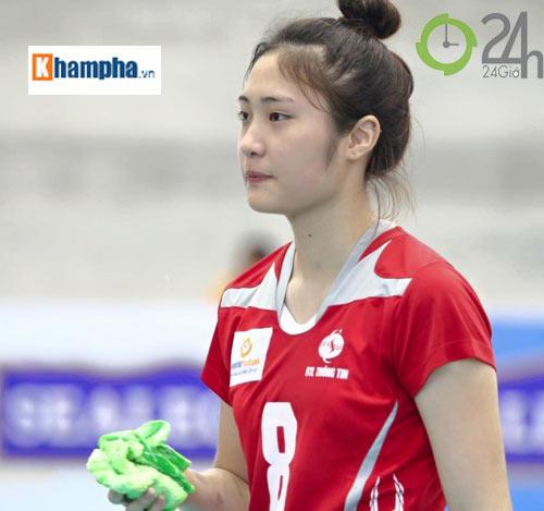 Dàn chân dài trẻ, giỏi, lại còn xinh ở ĐT bóng chuyền nữ U23 VN - 3