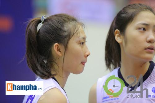 Dàn chân dài trẻ, giỏi, lại còn xinh ở ĐT bóng chuyền nữ U23 VN - 2