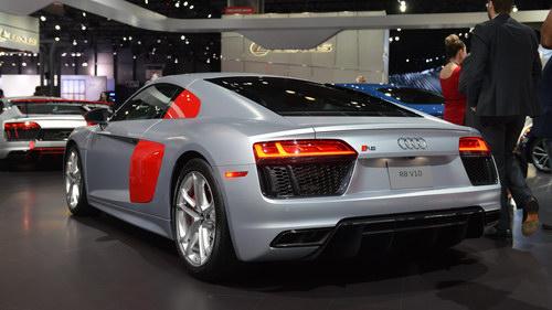 Audi R8 xuất hiện bản siêu cấp giá 4,4 tỷ đồng - 2