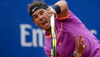 Nadal - Hyeon Chung: Choáng váng ở set 1 (TK Barcelona Open)