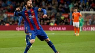 Bàn thắng đẹp vòng 34 La Liga: Messi bứt tốc chóng mặt