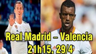 """Real Madrid – Valencia: Diệt """"Bầy Dơi"""", phả hơi Barca"""