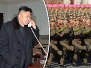"""Triều Tiên nói Mỹ chỉ dọa được """"con sứa"""""""