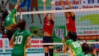 Bóng chuyền VTV Cup: CLB Thái Lan bung hỏa lực, đoạt vé chung kết